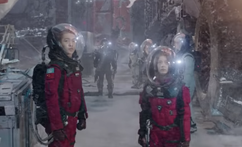 China's First Major Sci-Fi Movie 'The Wandering Earth' To Be Released in U.S.
