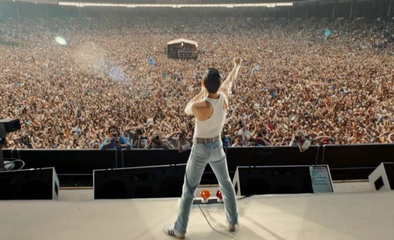 'Bohemian Rhapsody' Blu-Ray Release will Provide a Full Concert Experience