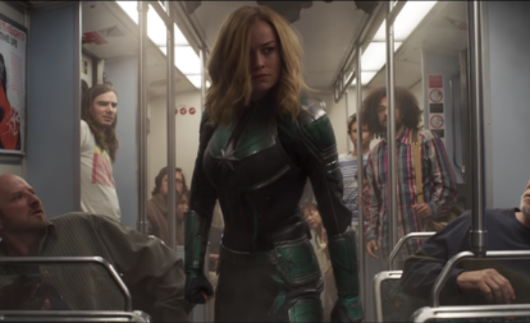 Special New Look at 'Captain Marvel'