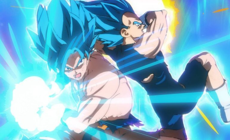 'Dragon Ball Super: Broly' Dominates International Box Office