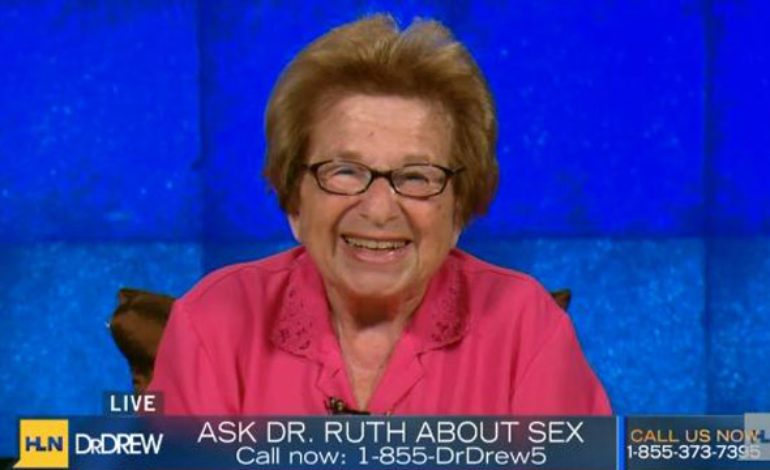 'Ask Dr. Ruth' Trailer: The Story of a Holocaust Survivor who Became a Sex Expert