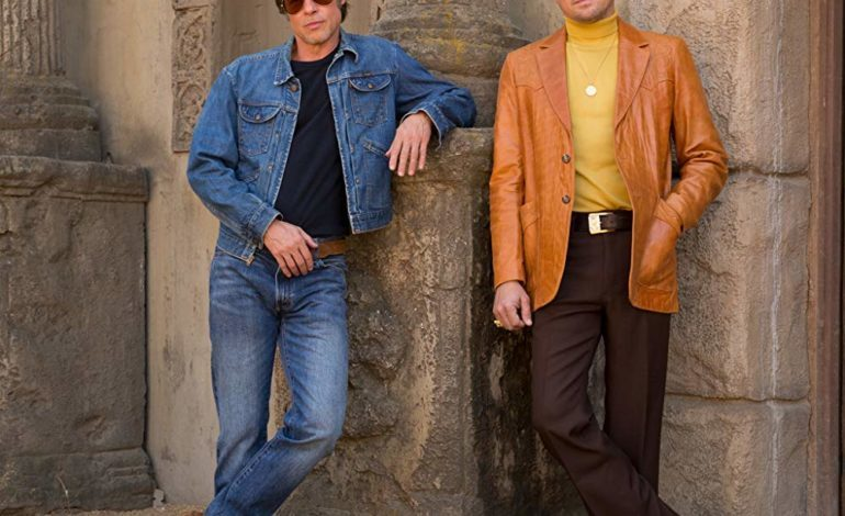 First Preview into Quentin Tarantino's Film 'Once Upon a Time…in Hollywood'
