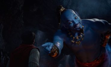 New Footage for 'Aladdin' with First Look at Will Smith's Genie