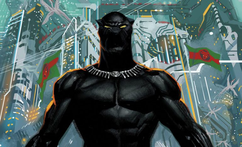 Five Digital 'Black Panther' Comics to be Released for Black History Month