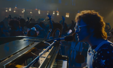 First Glamourous Look at Taron Egerton as Elton John in 'Rocketman'