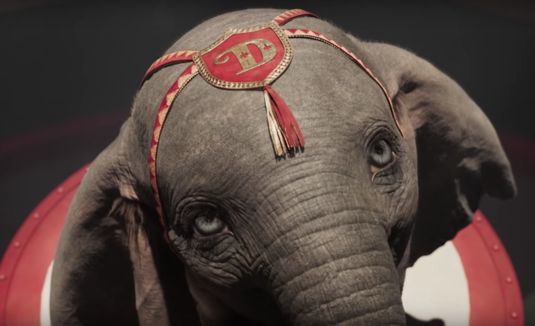 Disney Gives Fans Another Look at 'Dumbo'