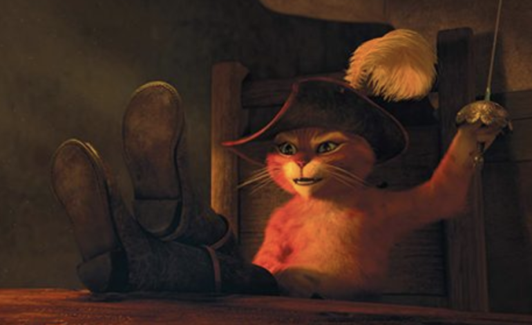 Bob Persichetti Set as Director for 'Puss in Boots 2'