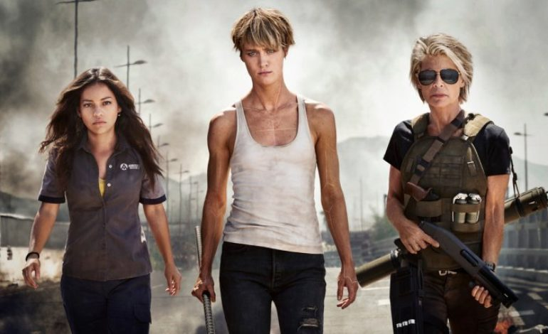 New Terminator Sequel to be Titled 'Terminator: Dark Fate'