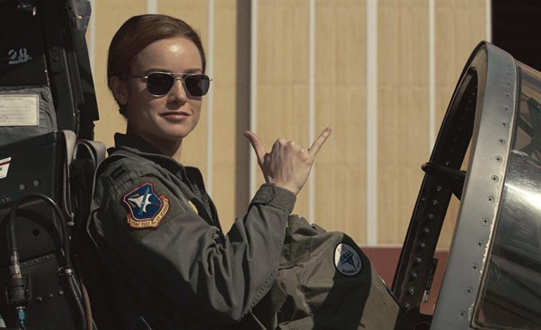 'Captain Marvel' Continues to thrive into its Second 2nd Weekend