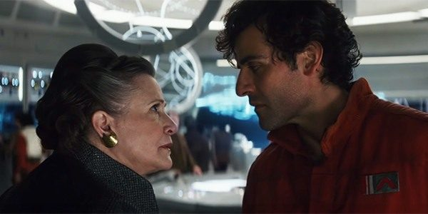 Oscar Isaac on Bringing Leia Back For 'Star Wars: Episode IX'