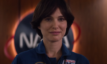 First Look at Natalie Portman as Astronaut Lucy Cola in 'Lucy in the Sky'