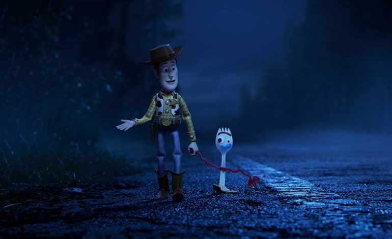 New Trailer For 'Toy Story 4'