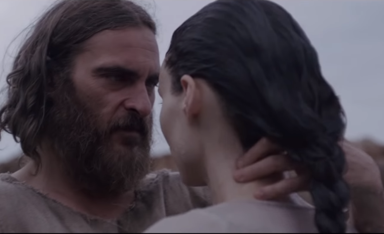 'Mary Magdalene' Starring Rooney Mara and Joaquin Phoenix To Be Released in April