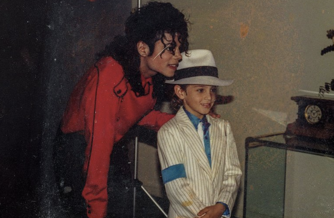 Russian Channel Decides Not To Air 'Leaving Neverland'
