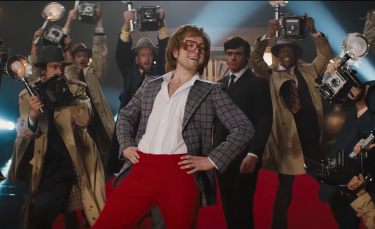 'Rocketman' Editing Room Facing Drama Over Love Scene and R-Rating
