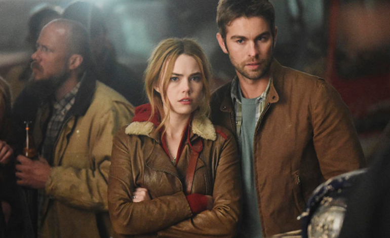 Chace Crawford Stars in 'Inheritance'