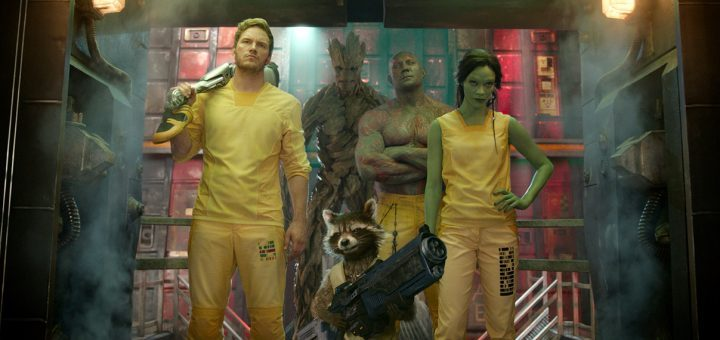 James Gunn Re-Hired as 'Guardians of the Galaxy 3' Director