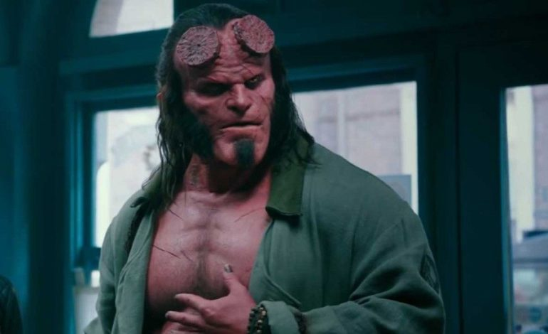 'Hellboy' Opening Shocked by 'Shazam!'