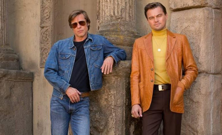 First Posters for Tarantino's 'Once Upon a Time in Hollywood'