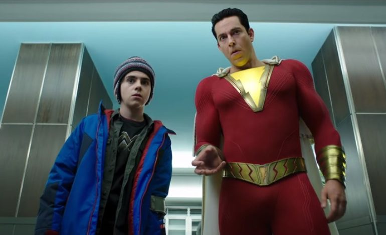 'Shazam' Finally Shows Off More Action in New Trailer