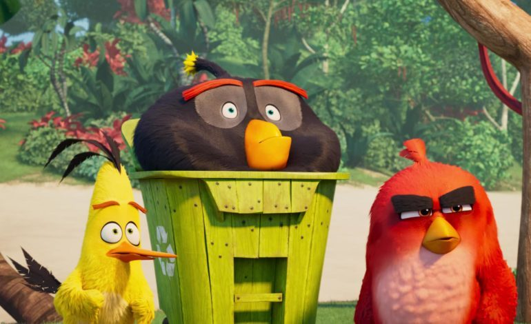 'Angry Birds' Sequel Gets New Trailer