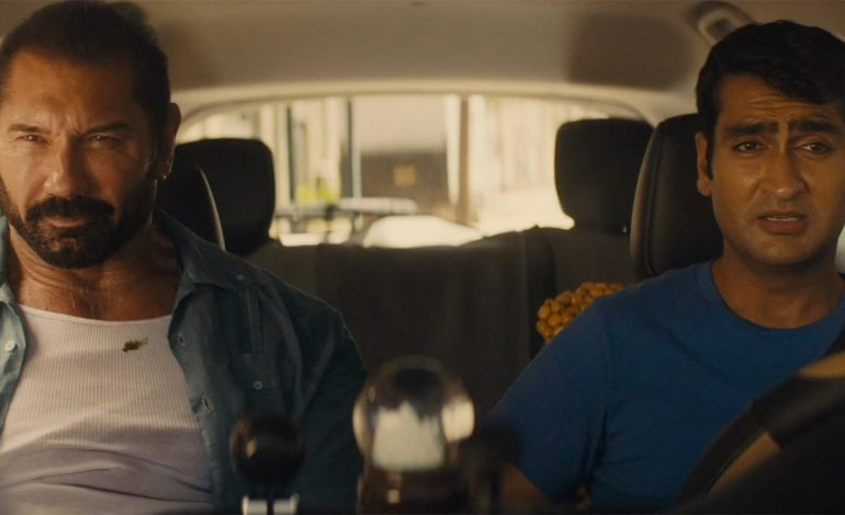 First Trailer for Kumail Nanjiani and Dave Bautista Action Comedy 'Stuber'