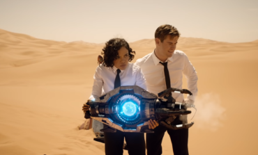 New 'Men in Black International' Trailer Reveals a Sidekick to the Team