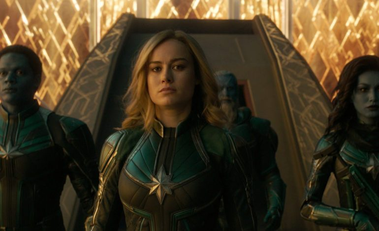 'Captain Marvel' Surpasses 'Guardians of the Galaxy Vol. 2'