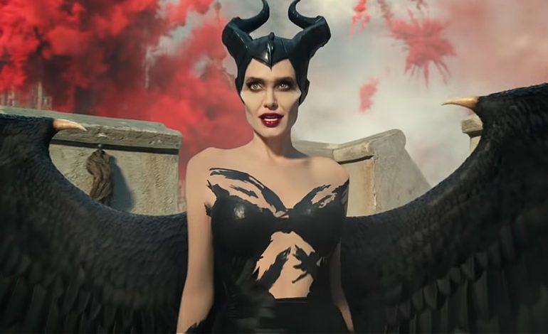 Angelina Jolie Returns as 'Maleficent: Mistress of All Evil'