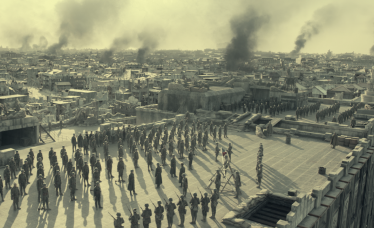 Chinese War Epic, 'The Eight Hundred', on Cannes Film Market