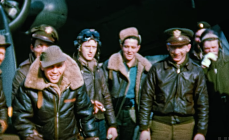 Experience WWII from the Skies with 'The Cold Blue!'