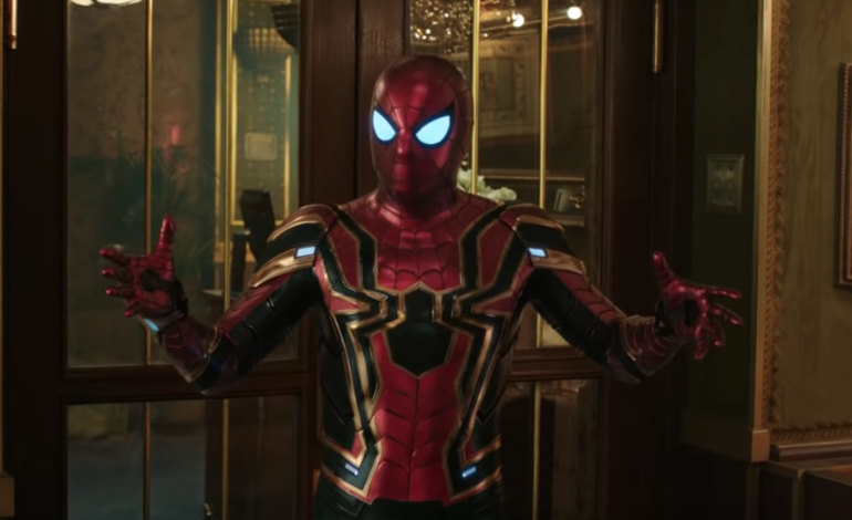 New Character Posters for 'Spider-Man Far From Home'