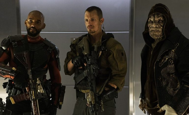 Joel Kinnaman Returns as Rick Flag in 'The Suicide Squad'