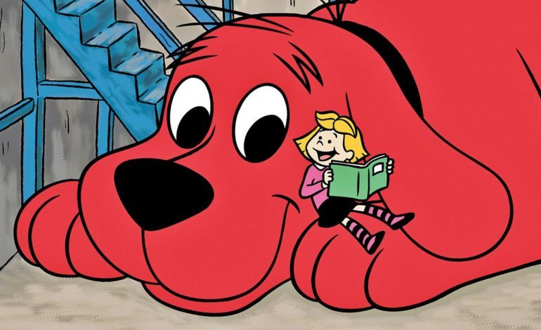 'Clifford the Big Red Dog' Movie Gains New Stars