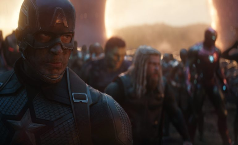 'Avengers Endgame' to be Re-Released with Bonus Footage