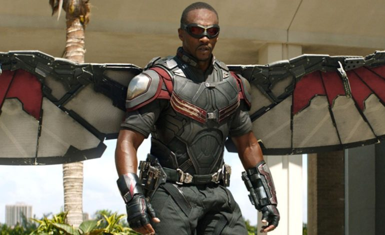 Anthony Mackie Allegedly Inked 10 Film Deal With Marvel
