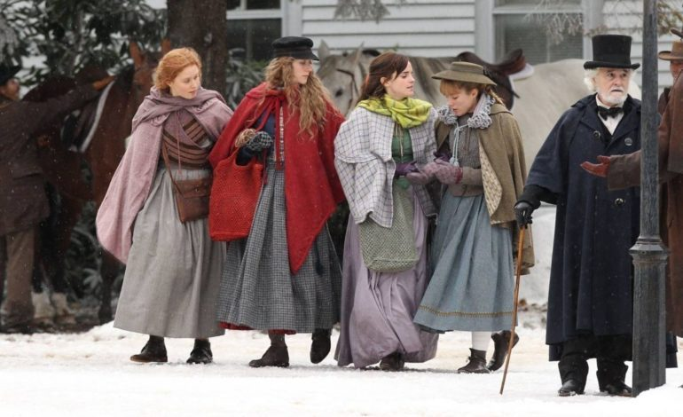 Get a First Look at Greta Gerwig's 'Little Women,' Out this December