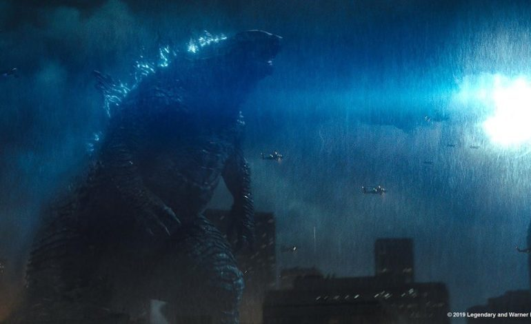 'Godzilla' Underperforms But Still Tops Weekend Box Office, 'Rocketman' Not Far Behind