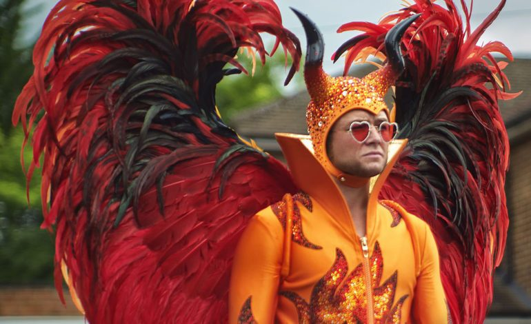 Movie Review: 'Rocketman'