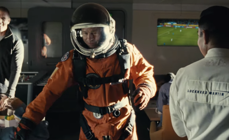 Take A First Look At Sci-Fi Film 'Ad Astra'