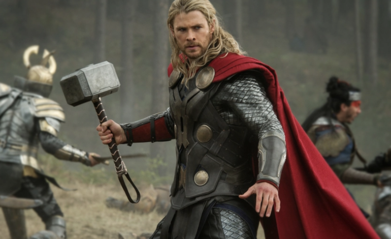 Chris Hemsworth Shares BTS Video of Thor on 'Avengers: Endgame' Set