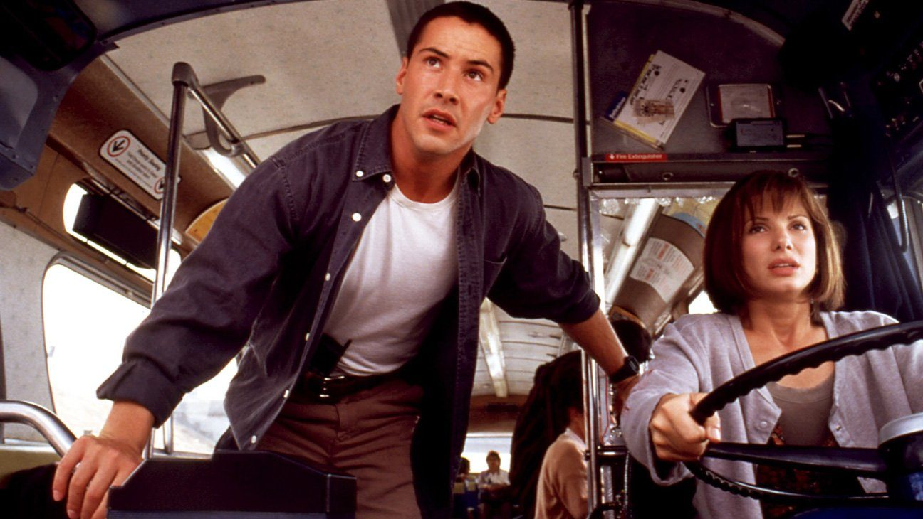 Pop Quiz Hot Shot! 'Speed' is still Pure Entertainment 25 years Later!