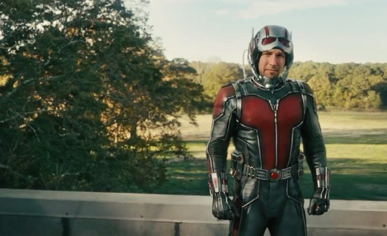 'Ant-Man' Lead Paul Rudd to Join 2020 'Ghostbusters' Film
