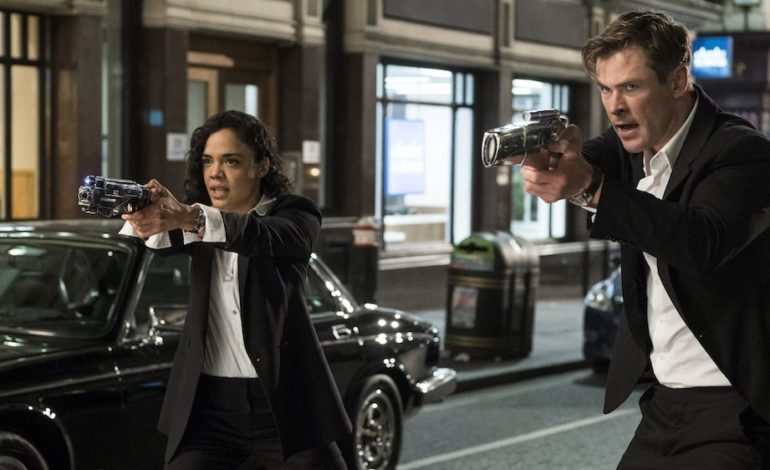 Film Review- 'Men In Black: International'