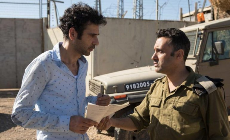 Movie Review: 'Tel Aviv on Fire'