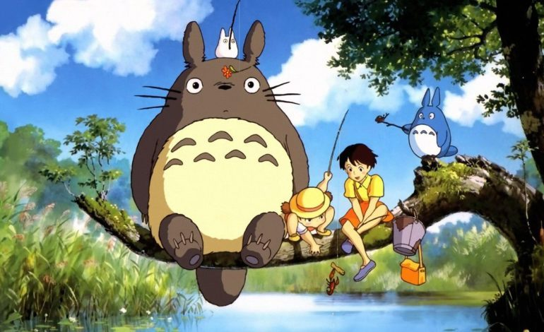 A Studio Ghibli Theme Park is Set to Open in 2022