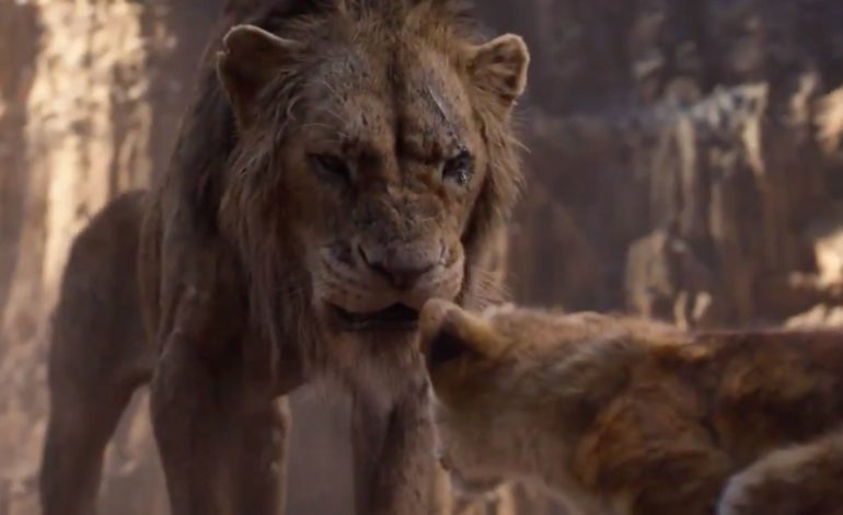 Disney Releases New Clips For Lion King Live Action Remake
