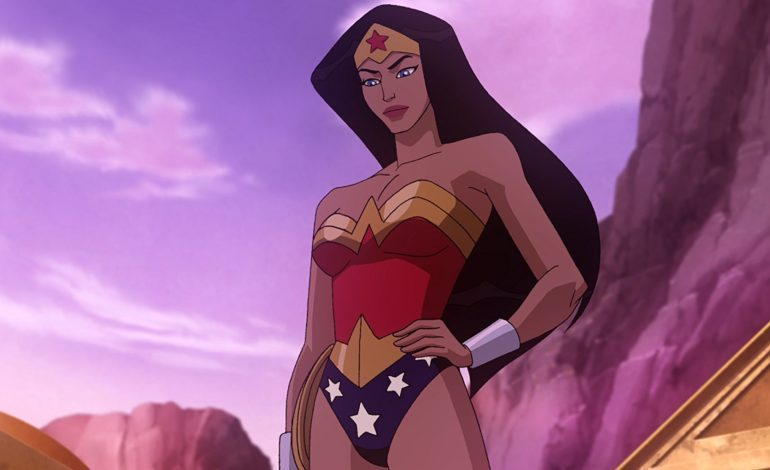 cast list revealed for animated feature \u0027wonder woman Superman and Wonder Women