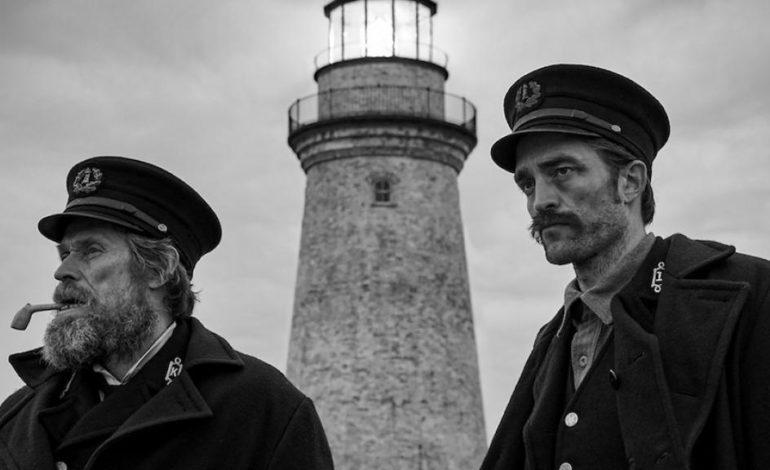 Robert Pattinson and Willem Dafoe Team Up in Upcoming Film 'The Lighthouse'