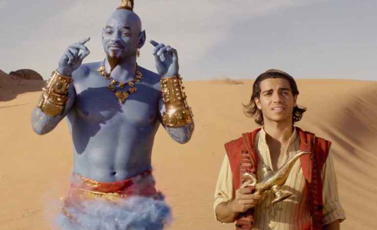 'Aladdin (2019)' Surpasses the Billion Dollar Mark at the Box Office